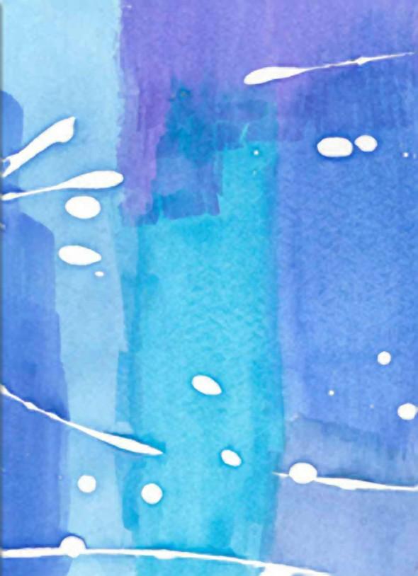 Small Abstract No. 31