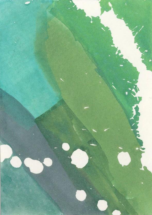 Small Abstract No. 41
