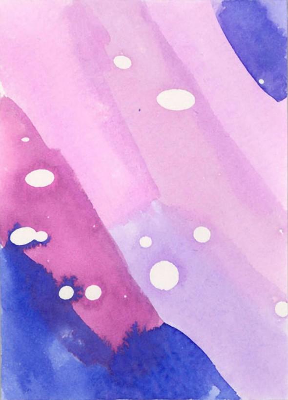 Small Abstract No. 72