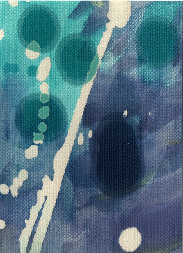 Small Abstract No. 86