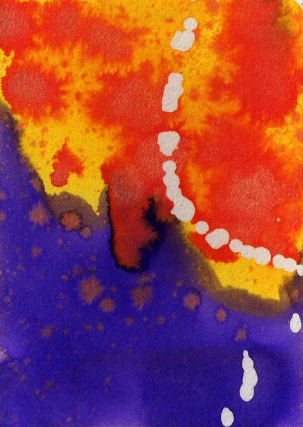 Small Abstract No. 95