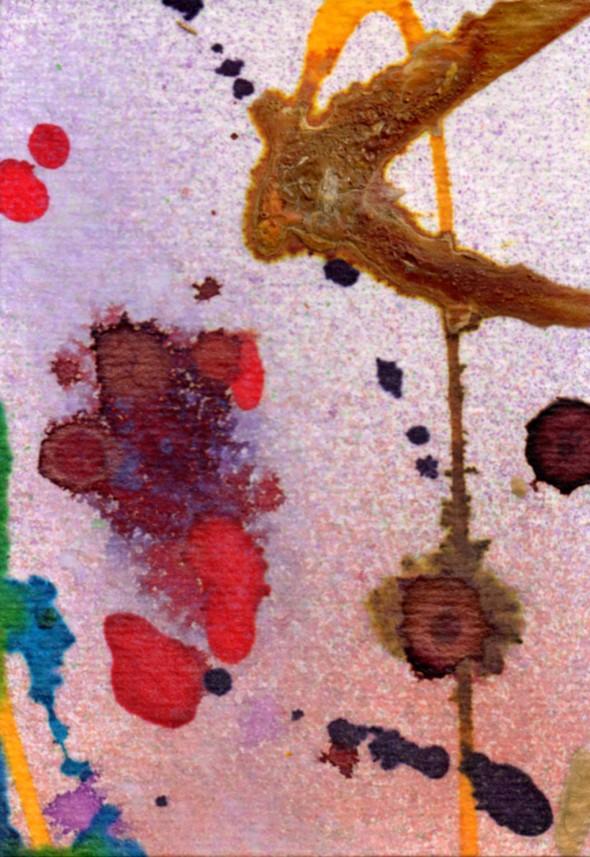 Small Abstract No. 99