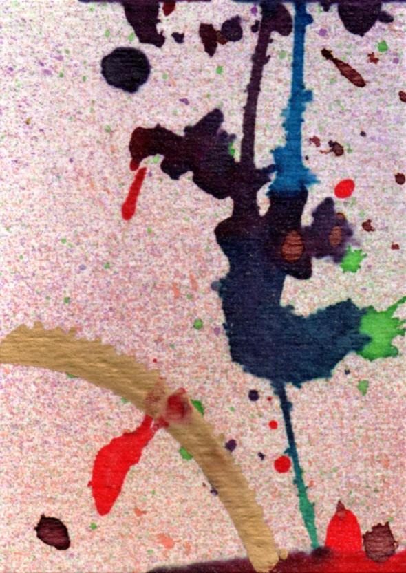 Small Abstract No. 101