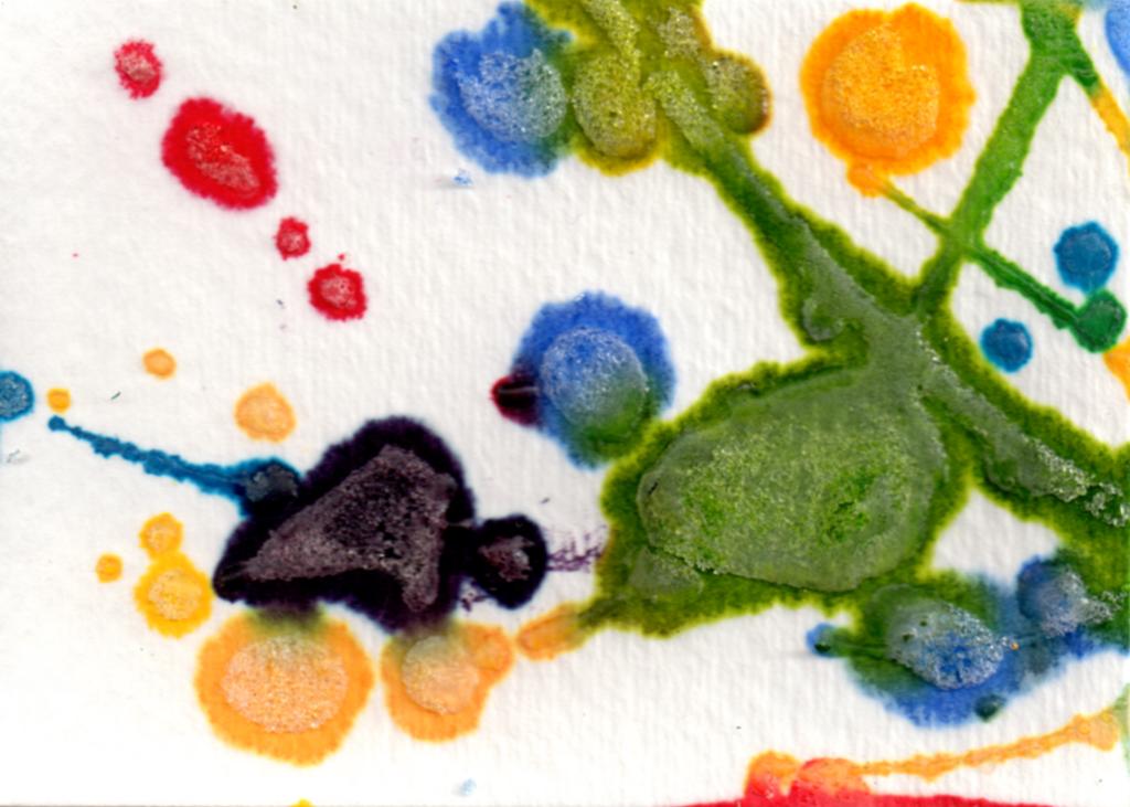 Small Abstract No. 110