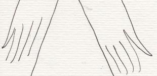 Doodle Week: Angels
