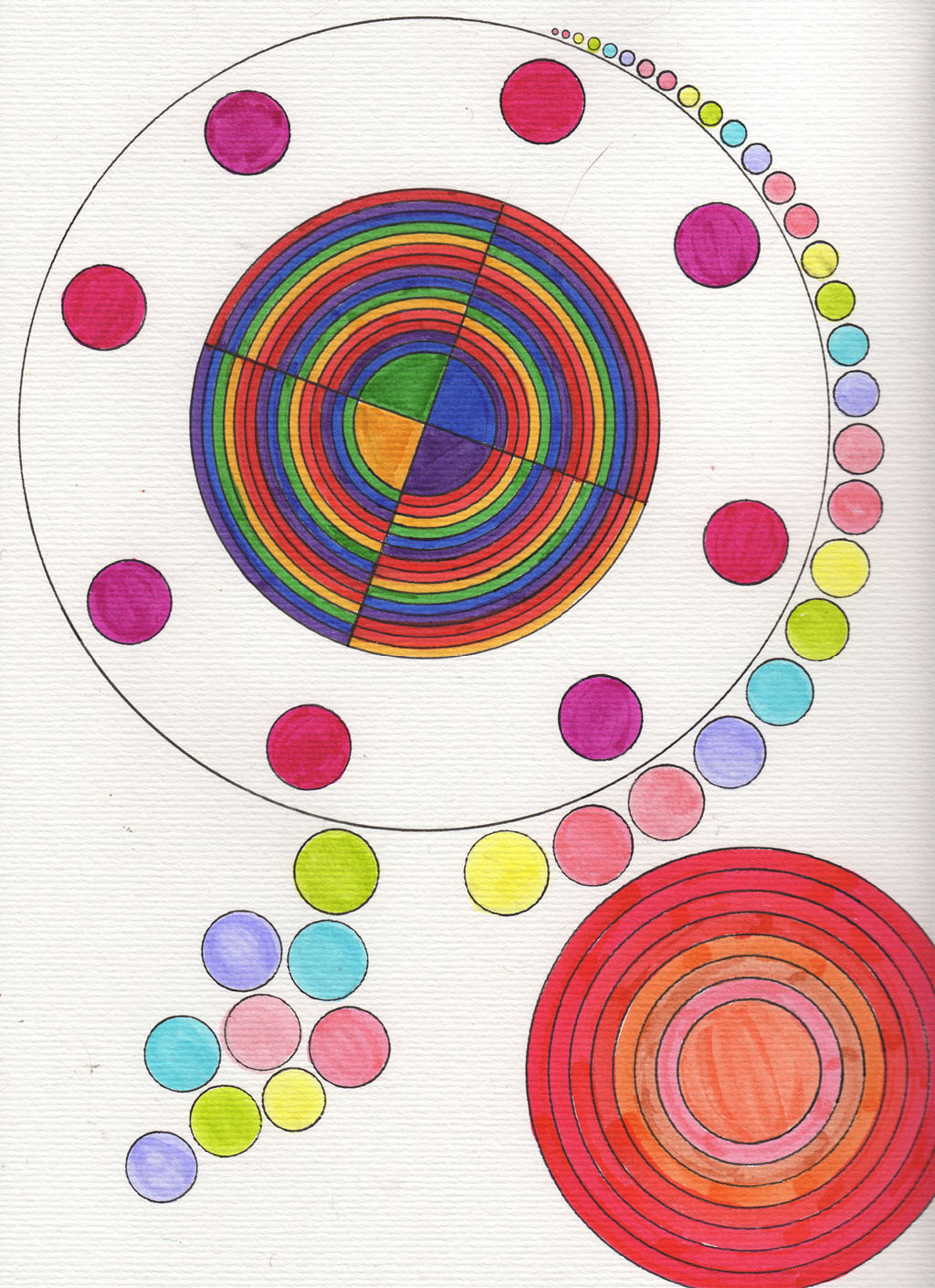 A Study in Circles