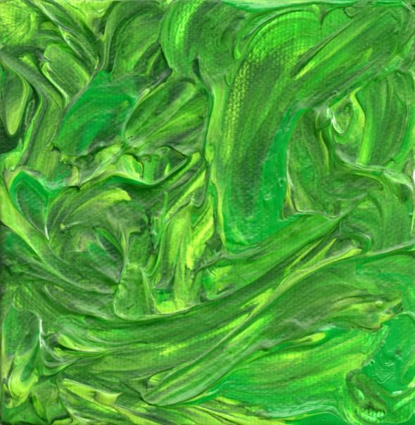 Itty Bitty Green 1