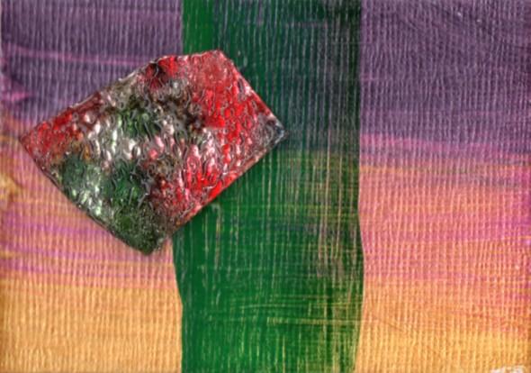 Jeweled Cross 8