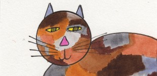 Doodle Week: Pet