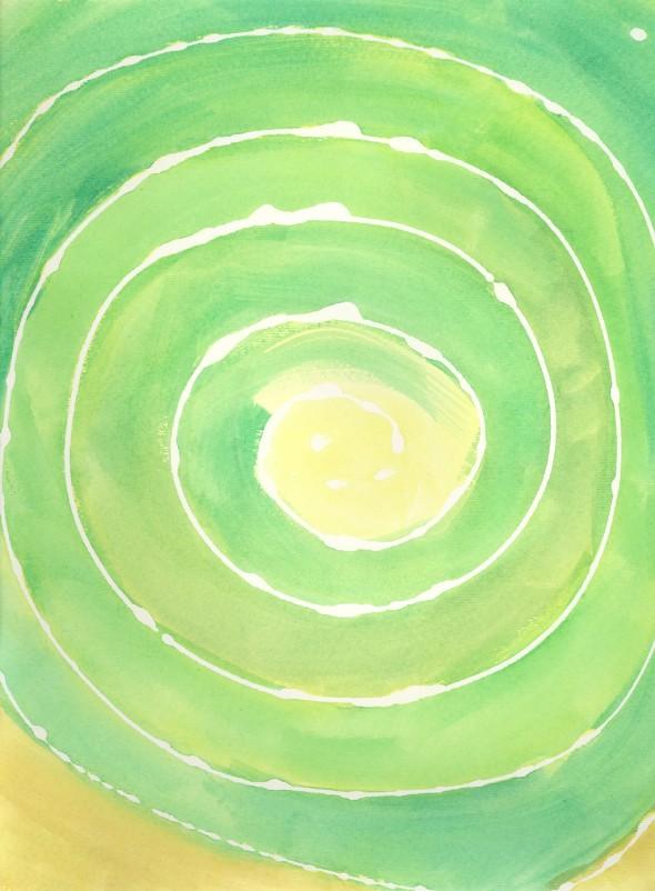 Large Abstract No. 9