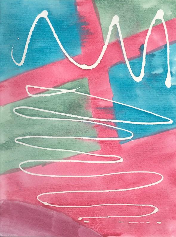 Large Abstract No. 12
