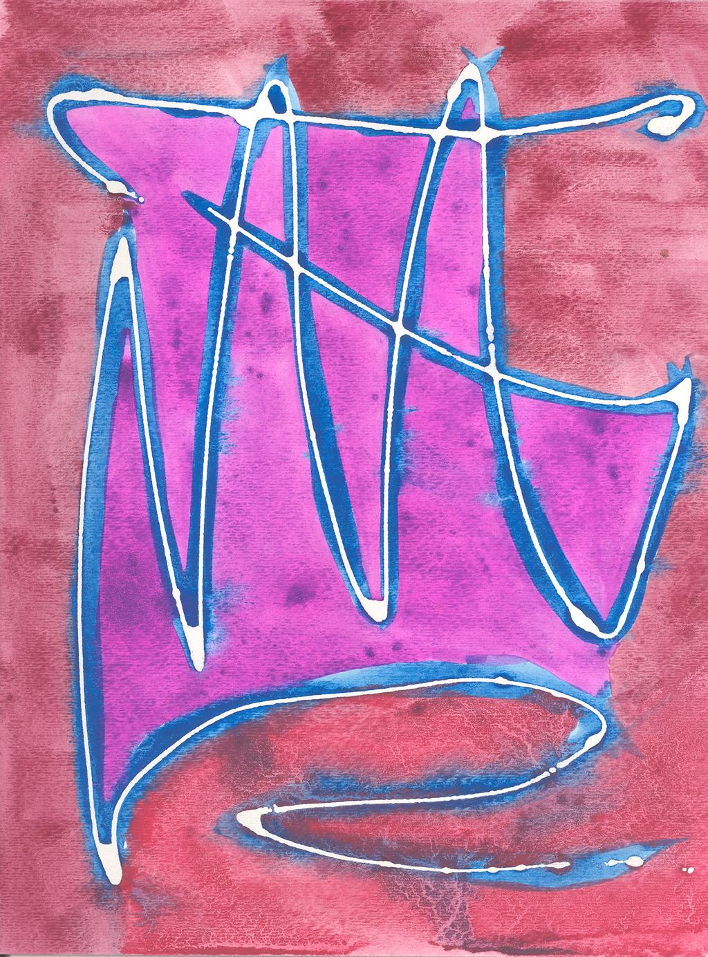 Large Abstract No. 16