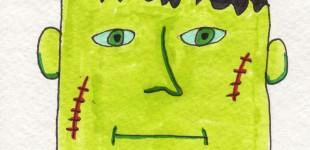 Doodle Week: Monster