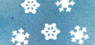 Doodle Week: Snowflakes